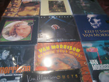 VAN MORRISON ASTRAL WEEKS ST. CHIOR MOONDANCE TUPELO IN WIND THEM RARE 21 LP SET