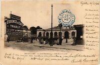 CPA   Versailles - La Gare Rive droite (ou Gare Saint-Lazare)   (453246)
