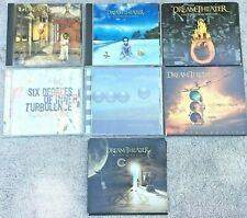 Dream Theater CD lot - OOP Live New York / Images and Words / Degrees of inner