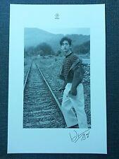 JJ PROJECT JINYOUNG #2 Official PHOTOCARD Lyrics Card 2nd Album VERSE 2 진영