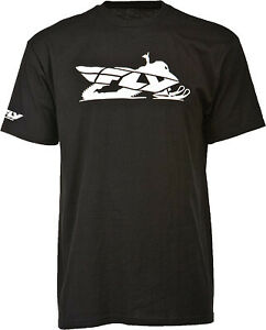 Fly Racing 352-0520~3 Primary Tee Md Black