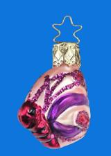 INGE GLAS MINI BUTTERFLY GERMAN BLOWN GLASS CHRISTMAS ORNAMENT DECORATION