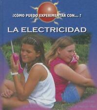 C=MO PUEDO EXPERIMENTAR CON... LA ELECTRICIDAD? / HOW CAN I EXPIRIMENT WITH... E