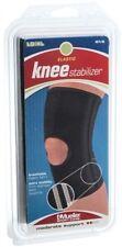 Mueller Sports Elastic Compression Open Patella Knee Stabilizer Brace L XL