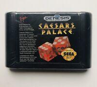 Caesar's Palace (1993, SEGA Genesis Vegas Style Cards Casino Video Game)