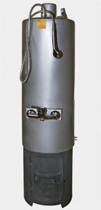 Wooden Bath Oven-boiler for hot water 80 Litre