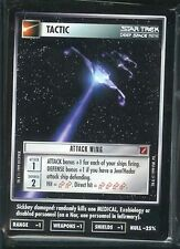 Star Trek CCG Blaze of Glory 40 card COMMON Set