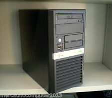 COMPUTER FUJITSU ESPRIMO P50925 EPA/INTEL CORE 2 DUO E7400/ WINDOWS 7 ver.Trial