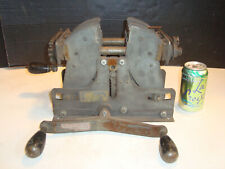 Vtg Heavy Duty Industrial Commercial Crimping Tool Oversized Large Terminals