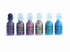 Apothecary Small Vial Bottle Fairy Dust Face Body Nail Glitter Makeup Party Bag