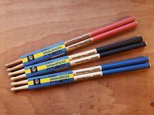 More details for drum sticks 5a top grade hickory