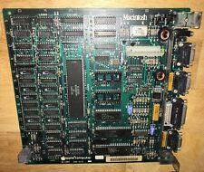 1984 Apple Macintosh Original 128K M0001 Mac MOTHERBOARD Repair OR Display NICE!