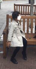 Burberry Trench Coat Check Mantel Jacke 5 6 Gr 116 110 beige neuw