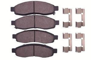 Disc Brake Pad Set-Ceramic Pads Front Dash 4 Brake CD1015