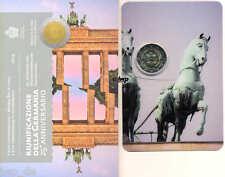+++ 2 EURO Gedenkmünze SAN MARINO 2015 - 25 Jahre dt. Wiedervereinigung +++