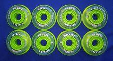 NEW! Indoor Rollerblade Inline Hockey Fitness Skate Wheels (72mm / 74A)