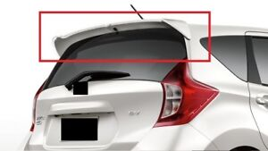 NISSAN VERSA NOTE 2 MK2 FROM 2012 REAR ROOF SPOILER NEW