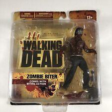 The Walking Dead Zombie Biter series 1 action figure AMC TV McFarlane Toys