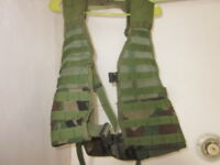US Molle FLC Tactical Fighting Load Carrier Vest w/out Zipper 8465-01-465-2056