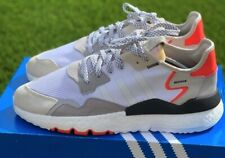 Adidas Nite Jogger 3M (Reflective) Grey Three / Grey Three / Cloud White Sz 10.5