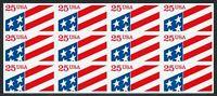 USA Folienblatt MiNr. 2 postfrisch MNH Flaggen (A0550