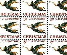 1965 - CHRISTMAS - #1276 Full Mint -MNH- Sheet of 100 Postage Stamps