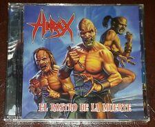 "Hirax ""El Rostro De La Muerte"" CD - Thrash Corner Records - Limited Edition 240"