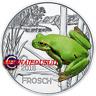 3 Euro Commémorative Autriche 2018 Couleur - La Grenouille UNC