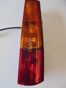 SUZUKI IGNIS 2003 5 DOOR O/S REAR/TAIL LIGHT (DRIVER SIDE)