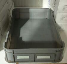 Cassetta Plastica - Cassette Da Magazzino Plateaux cm 52 x35x12.5 CONF. 10 PEZZI