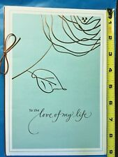 Love Birthday Card Xl size Sweetheart Boyfriend Girlfriend 11 Choices Hallmark 2