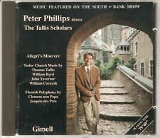 Peter Phillips directs The Tallis Scholars Music Featured On The South Bank Show