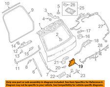 LAND ROVER OEM 14-17 Range Rover Sport Liftgate-Lock LR070126