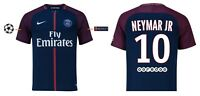Trikot Nike Paris Saint-Germain 2017-2018 Home UCL - Neymar Jr 10 [152-XXL] PSG