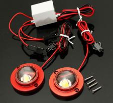 Red LED High Power Car Motorcycle Decorative Brake Strobe  Flash Bulb Tail Light