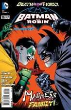 BATMAN AND ROBIN (2011) #16 Death of the Family - New Bagged