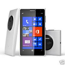 NOKIA LUMIA 1020 White 2gb Ram 32gb Rom 41mp Camera Unlocked 4g Lte Smartphone