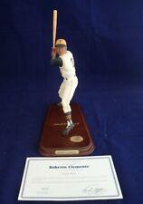 Roberto Clemente Danbury Mint Figurine W/Certificate Pittsburgh Pirates
