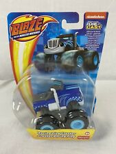 Blaze And The Monster Machines Racing Flag Crusher Die Cast