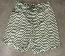 Patagonia Wavefarer Board Shorts Bathing Suit Size 33 Clean