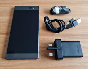 Sony Xperia XA Ultra F3216 - 16GB - Black (Unlocked) Dual SIM Smartphone