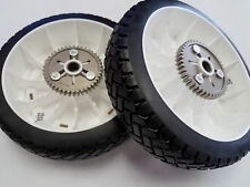 Toro 14-9969 Drive Wheels Tires fits Lawnmowers 20620 20622 20624 20684 (2 Pack)