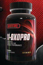 HARDCORE FORMULATIONS 11-OXO PRO - LEAN GAINS, FAT LOSS - OXOPRO - FREE SHIPPING