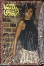 DANNII MINOGUE - I BEGIN TO WONDER 2003 UK CASSINGLE CARD SLEEVE SLIP-CASE RARE