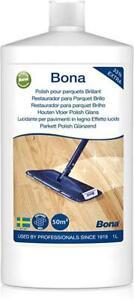 Bona Wood Floor Polish Matt 1L