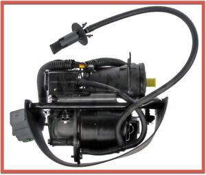 Suspension Air Compressor Assembly for Buick Chevy Oldsmobile Pontiac SATURN