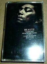 Ryuichi Sakamoto - Beauty / MC / 1990 / OVP Sealed / Virgin / USA Cassette Tape