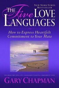 The Five Love Languages: How to Express Hear... by Chapman Ph.D., Gary Paperback