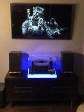 For Pro Ject EVOLUTION 10.1 Acrylic Turntable vibration/Isolation Platform W/LED