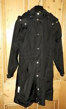 Girls /Unisex Black Ticket (to) 2 Heaven Denmark Raincoat 10 years 140 cm